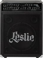 Leslie non-rotary multi-channel keyboard amplifier, stereo preamp, mom-amp, b...