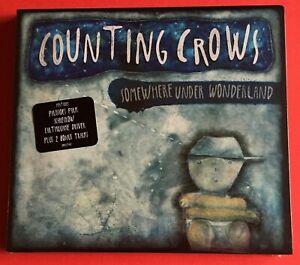 Counting Crows Somewhere Under Wonderland CD Digipak Brand New Sealed Free Post