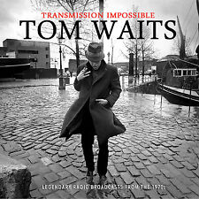 TOM WAITS New Sealed 2017 UNRELEASED LIVE 1970s CONCERTS 3 CD BOXSET