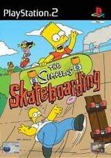 The Simpsons Skateboarding (PS2) VideoGames