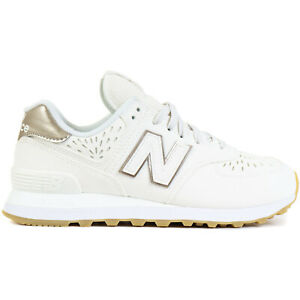 New Balance 574 Beige Athletic Shoes for Women for sale | eBay
