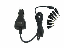 "9V Car Charger for Technika 10"" Portable DVD Player TK10PDVD112"