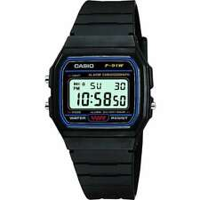 Casio Men's F91W-1 BLACK Digital Resin Strap Alarm Digital Watch RRP £17.50