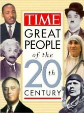 Time's Greatest People of the 20th Century by Time-Life Books 1999, Hardcover