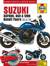 Genuine Haynes Workshop Manual 3367 Suzuki GSF 600 650 1200 Bandit 1995-2006