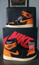 Nike Air Jordan 1 High Retro OG Shattered Backboard 3.0 SBB Orange Black 1.0 2.0