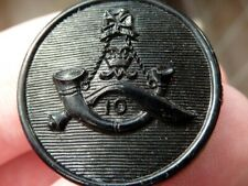 10th princess Mary's own Gurkha Rifles button  nylon 23.1mm