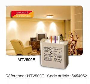 Yokis MTV500E Télévariateur encastré   - 5454052