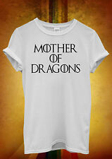 Mother of Dragons Hipster Cool Men Women Unisex T Shirt Tank Top Vest 1091