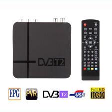 Mini HD 1080P Digital Video 3D PVR MPEG4 STB K2 H.264 TV Box DVB-T2 Set Receiver