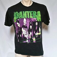 VTG Pantera T Shirt 90's Beyond Driven Vulgar Tour Concert Rock Mens Large