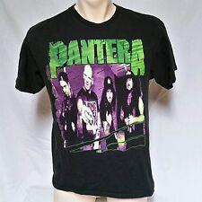 VTG Pantera T Shirt 90's Beyond Driven Vulgar Tour Concert Rock Mens Large