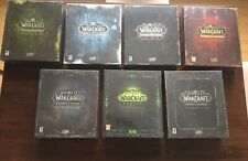 World of warcraft collector's edition Bundle ALL FACTORY SEALED.