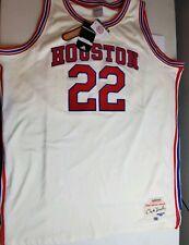 Houston Cougars Jersey Adidas VTG 1983 Clyde Drexler NCAA Basketball 4XL 60