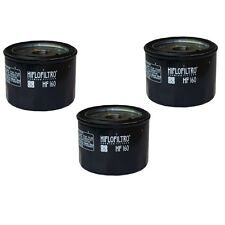 Oil Filter 3-Pack for BMW 2014 R1200GS ADVENTURE TE XE HF160