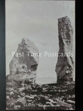Dorset OLD HARRY ROCKS Swanage c1918 by Photochrom 36858