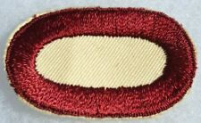 US PARATROOPERS JUMP WING OVAL PATCH UNIFORM JACKET CLOTH INSIGNIA USA PARA