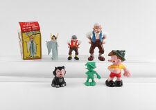Pinocho === walt disney 6 figuras heimo/Marx