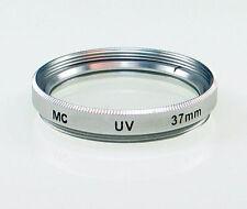 37mm UV Filter MCUV FOR Sony HDR CX12,CX7,HC5,HC7,HC9,SR11,SR12,SR8,SR5,SR7 camc