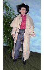 """FRONTIER MAN SEWING  PATTERN 17"""" DOLLS TONNER MATT"""