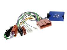 para MAZDA 6 2ª Generación GH BOSE COCHE RADIO ADAPTADOR VOLANTE Cable adaptador