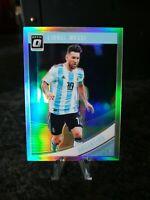 2018-19 Panini Donruss Optic Holo Lionel Messi #88 Prizm