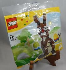 LEGO Seasonal Exclusive 40018 Easter Bunny Set Brand NEW Factory Sealed Polybag