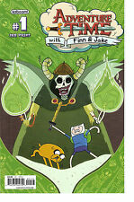 Adventure Time 1 2 4 6 7 8 Free Shipping KNY Actual Scans