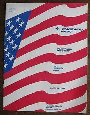 1991 All America Game Program, Market Square Arena, Indianapolis, In.