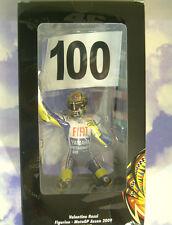 MINICHAMPS 1/12 VALENTINO ROSSI FIGURE MOTOGP ASSEN 2009 100 GP WINS 2699 ONLY!