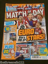 MATCH OF THE DAY - FRANK LAMPARD 6 SECRET TIPS - OCT 21 2008