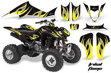 ATV Decal Graphic Kit Wrap For Suzuki LTZ400 Kawasaki KFX400 2003-2008 TF Y K