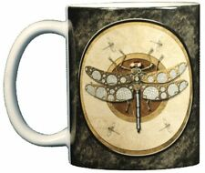Steampunk Dragonfly 11 Oz. Ceramic Coffee Mug or Tea Cup