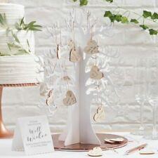 Wooden Wishing Tree Guest Book Alternative - Beautiful Botanics