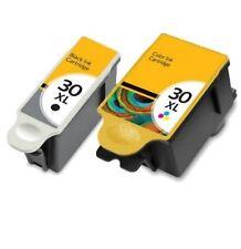 2-Pk/Pack Kodak 30XL Ink Cartridges For ESP 310 C315 2150 2170 Hero 3.1 5.1
