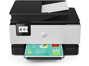 HP Officejet Pro 9019 A4 Colour Multifunction Inkjet Printer
