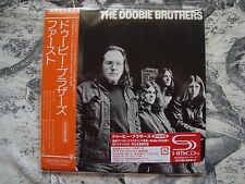 THE DOOBIE BROTHERS The Doobie Brothers CD JAPAN OBI mini lp