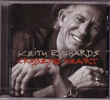 CD (NOUVEAU!). Keith Richards-Crosseyed Heart (2015 Rolling Stones mkmbh