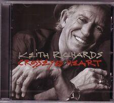 CD (NEU!) . KEITH RICHARDS - Crosseyed Heart (2015 Rolling Stones mkmbh
