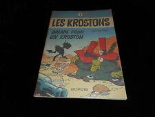 Deliège : Les Krostons 1 : Balade pour un Kroston EO Dupuis 1975 couvert