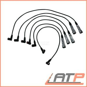 1x IGNITION CABLE LEAD WIRE KIT AUDI QUATTRO 2.1 1984-87