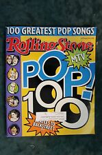 ROLLING STONE MAGAZINE - ILLUSTRATIONS BY WARD SUTTON  #855  DECEMBER 7, 2000
