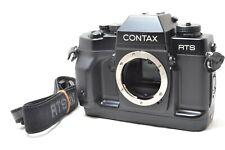 [Near Mint] Contax RTS III 35mm SLR Film Camera Body w/Strap from Japan #1006