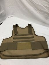 LBT 6162H-XL Coyote Tan Survival Armor Carrier Extra Large MOLLE