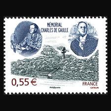 France 2008 - Charles de Gaulle Memorial - Sc 3499 MNH