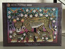 HEYE PUZZLE 1000 PZ WILDCAT FAMILY 70 X 50 ART. 29427