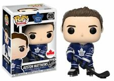 Funko POP! NHL: Auston Matthews Toronto Maple Leafs Canada Exclusive Rare