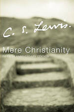 Mere Christianity, Lewis, C. S. Paperback Book