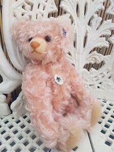 Steiff 408731 Rose Pink 1925 Replica Teddy Bear Limited Edition