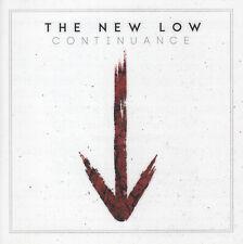 Continuance by The New Low (CD, 2016 Razor & Tie) Alt Rock Debut Album